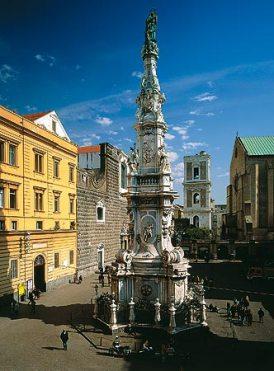 Piazza del Gesùnuovo